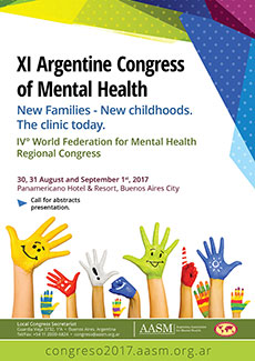 XI Argentine Congress of Mental Health
